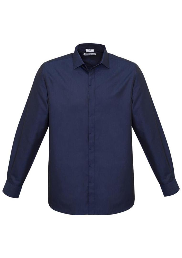 Mens Hemingway Long Sleeve Shirt image 1