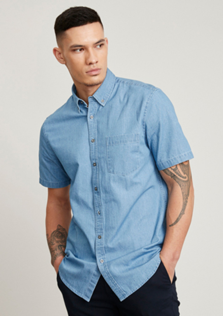 INDIE MENS SHORT SLEEVE SHIRT image 0