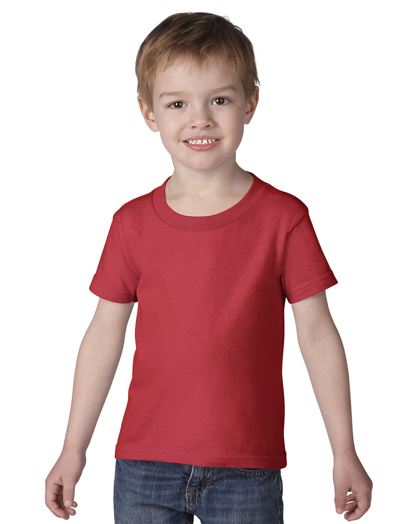Heavy Cotton™ Classic Fit Toddler T-Shirt image 8