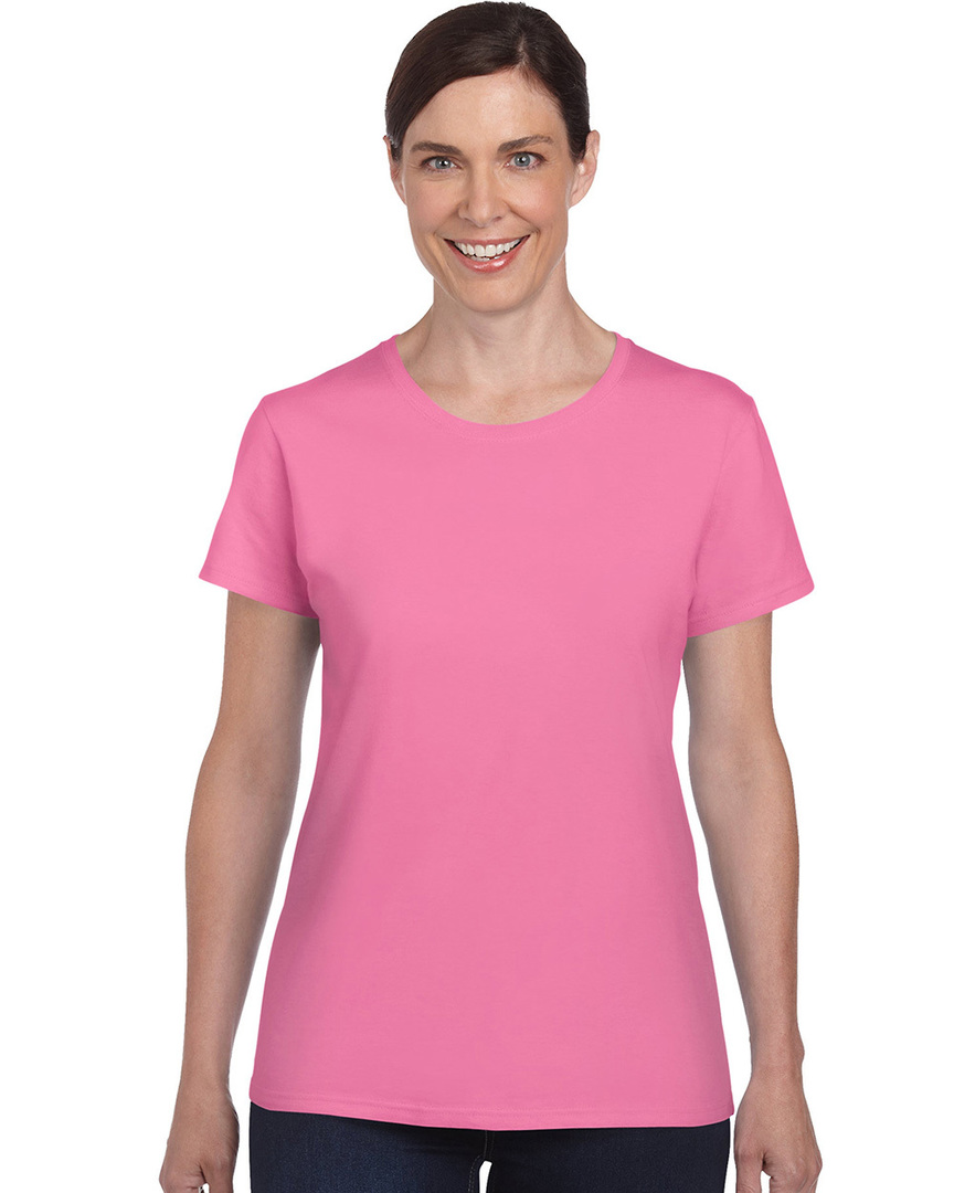 Heavy Cotton™ Semi-fitted Ladies' T-Shirt image 22