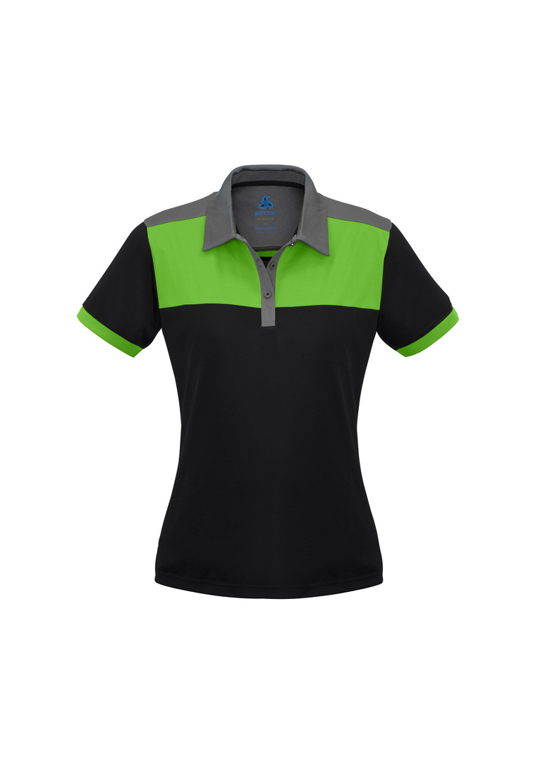 LADIES CHARGER POLO P500LS image 1