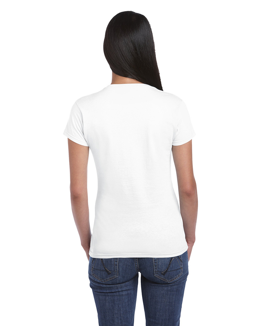Softstyle® Fitted Ladies' T-Shirt image 2