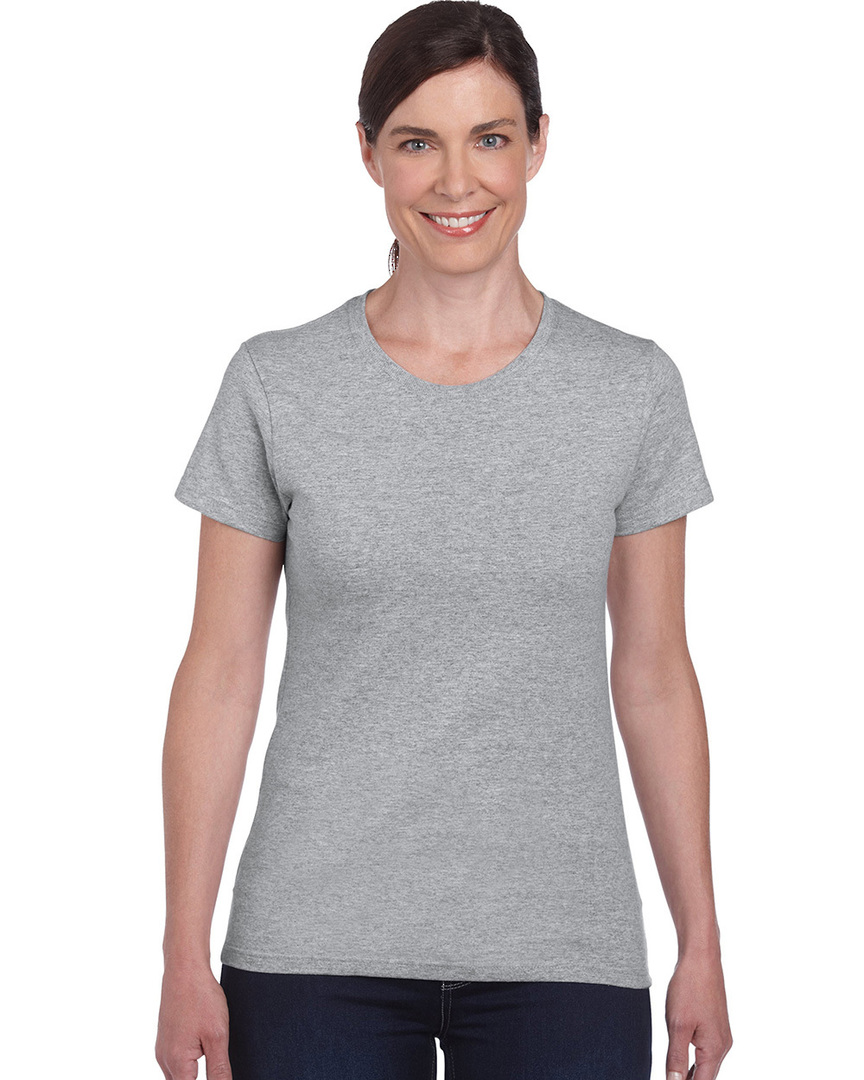 Heavy Cotton™ Semi-fitted Ladies' T-Shirt image 28