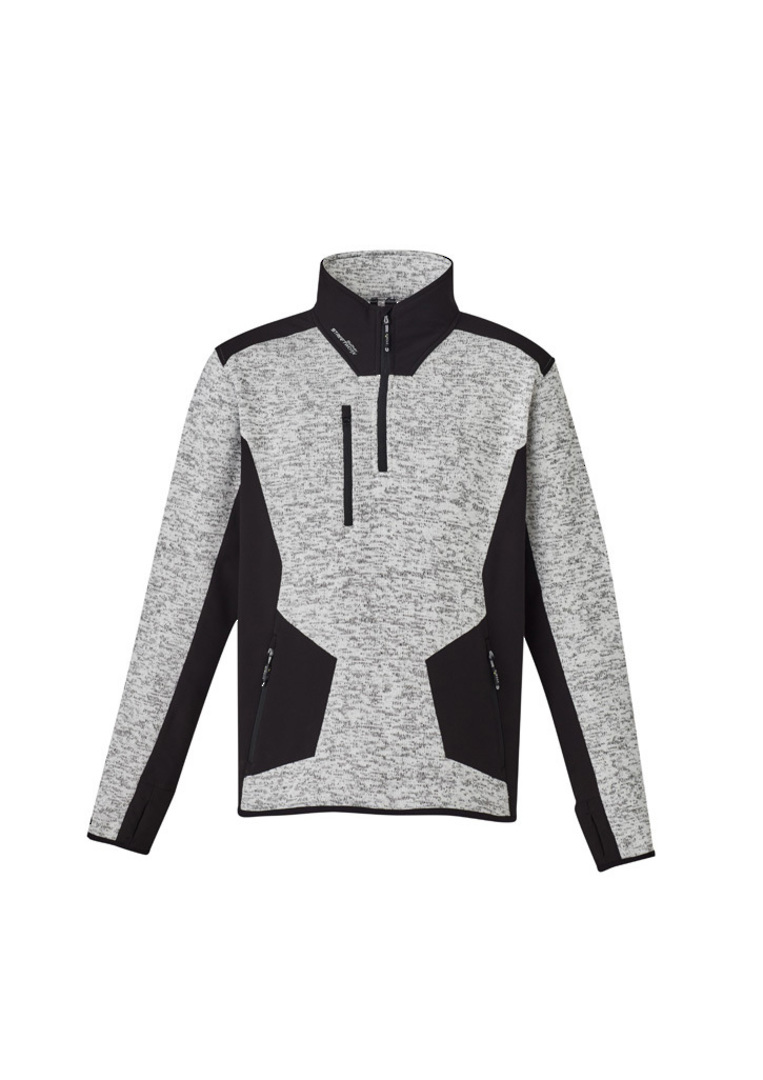 Unisex Streetworx Reinforced 1/4 ZIP PULLOVER image 5