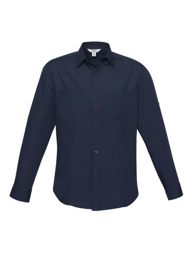 Mens Bondi Long Sleeve Shirt image 5