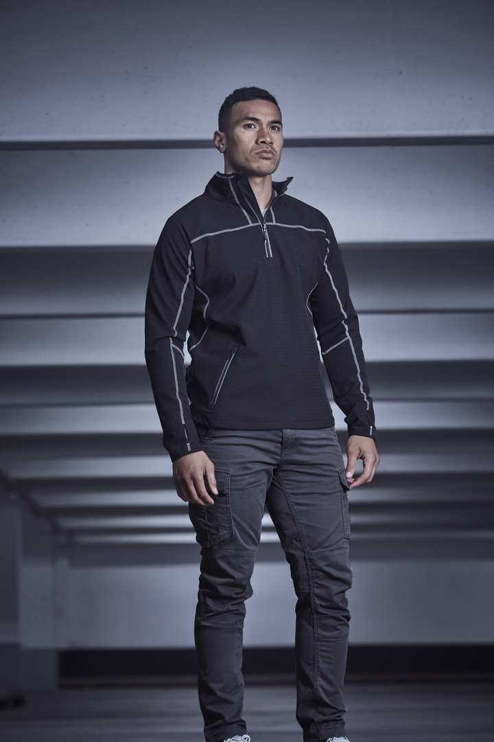 MENS STREETWORX STRETCH MID-LAYER image 0