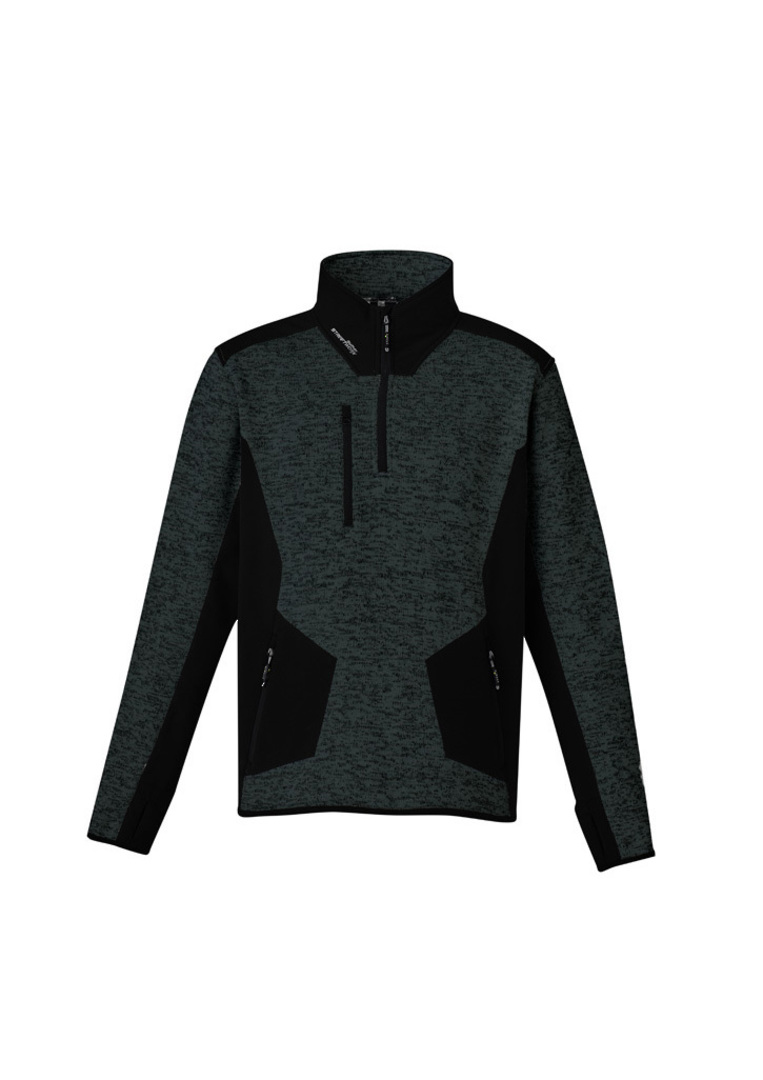 Unisex Streetworx Reinforced 1/4 ZIP PULLOVER image 7