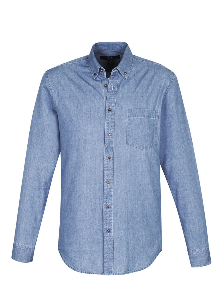 INDIE MENS LONG SLEEVE SHIRT image 2