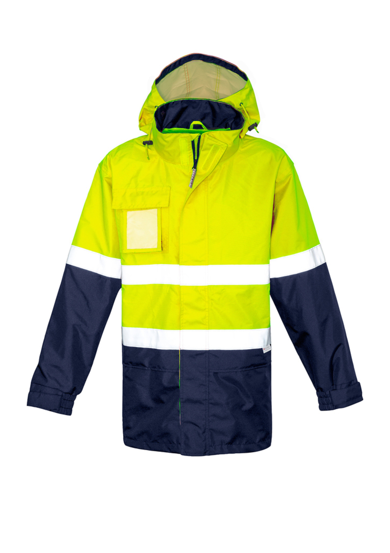 ZJ357 Mens Ultralite Waterproof Jacket image 5