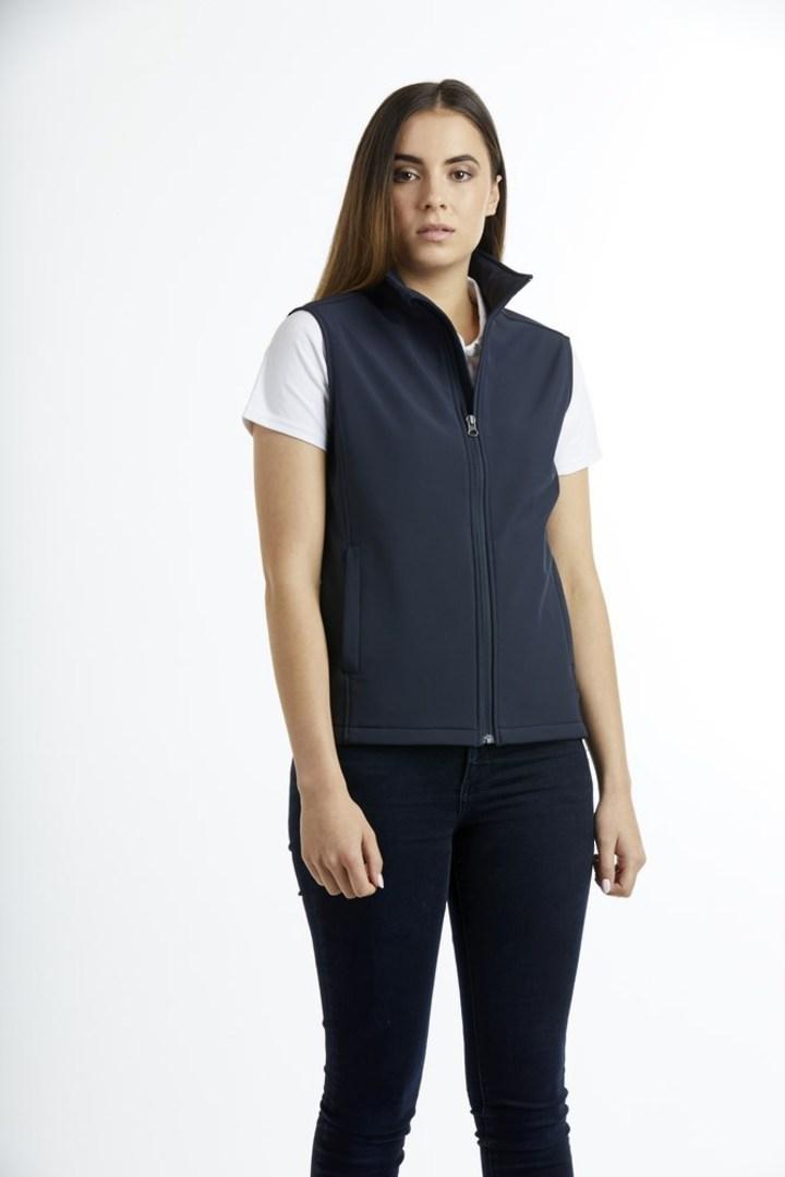 3K Softshell Vest - Womens image 0