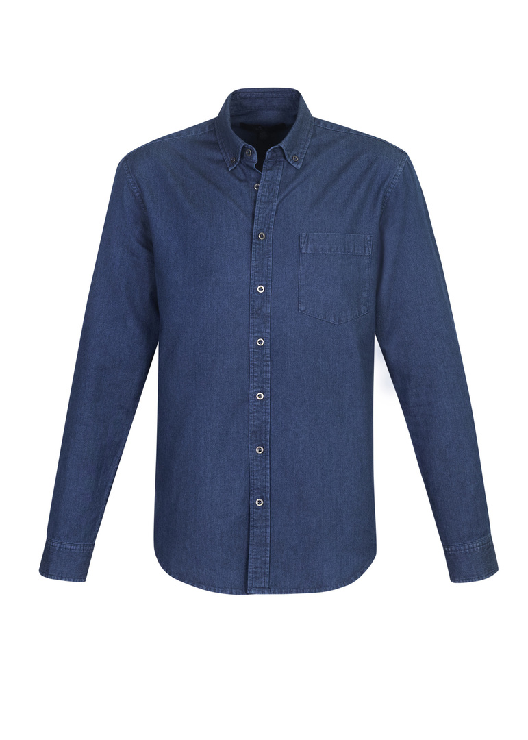 INDIE MENS LONG SLEEVE SHIRT image 3