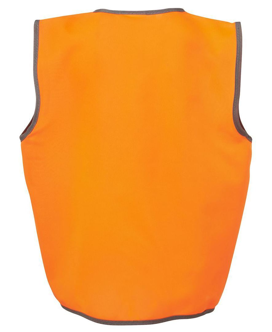 6HVSU Kids Hi Vis Safety Vest image 3