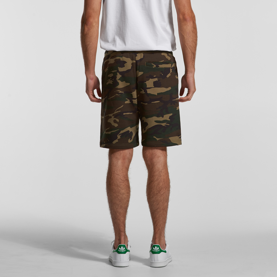 MENS STADIUM CAMO SHORTS image 2