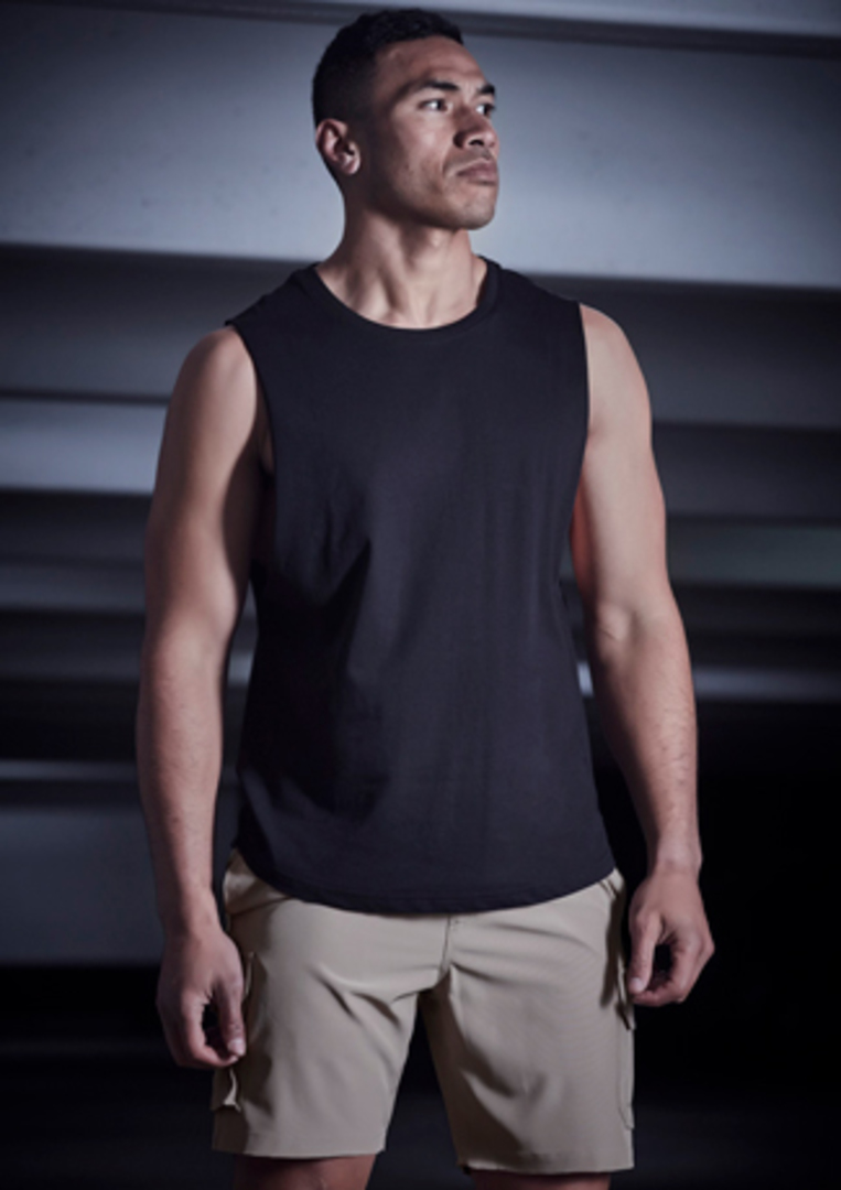 Men's Streetworx Sleeveless T-Shirt image 0