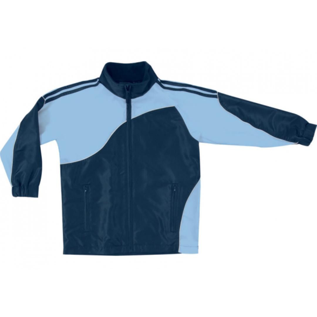 KTJ01 Kids Unisex Sports Track Jacket image 4