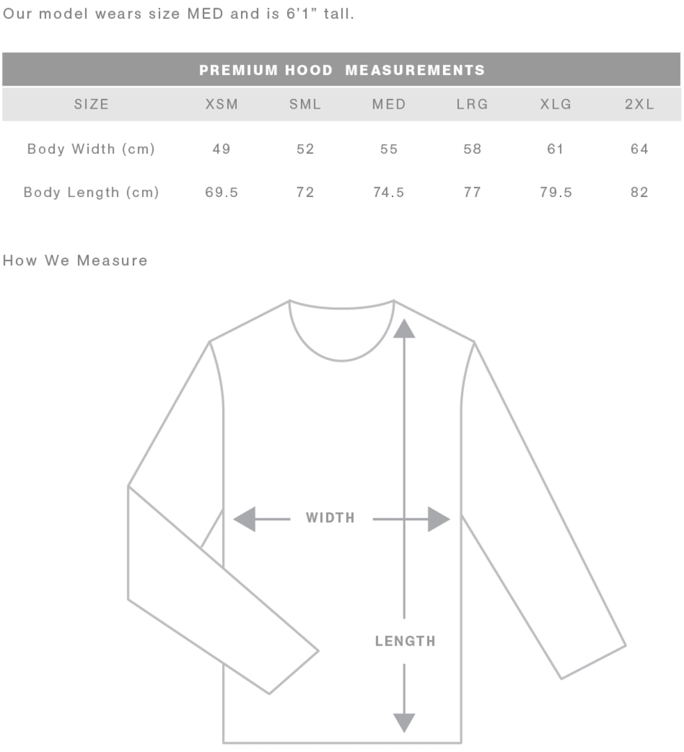Premium Hood - Heavyweight 350gsm image 10