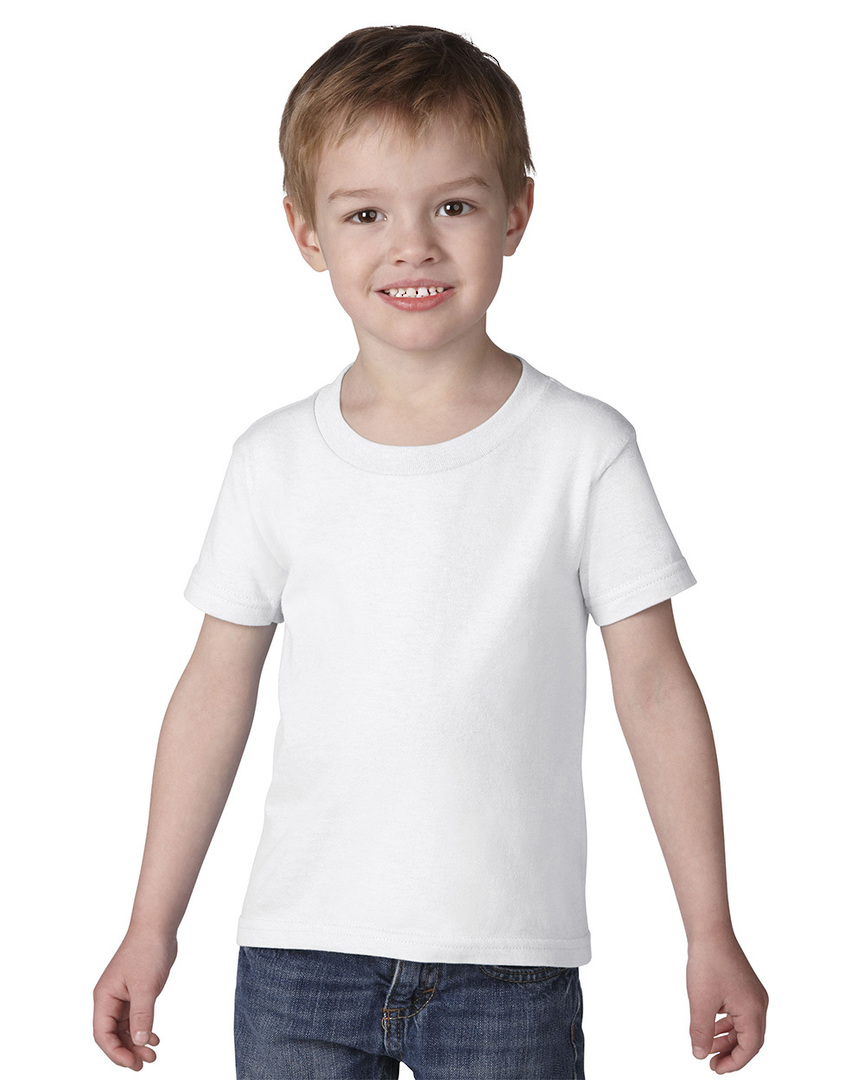 Heavy Cotton™ Classic Fit Toddler T-Shirt image 2
