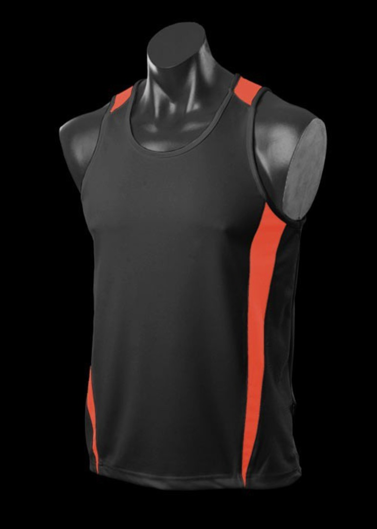 Mens and Womens Deluxe Eureka Singlets image 9