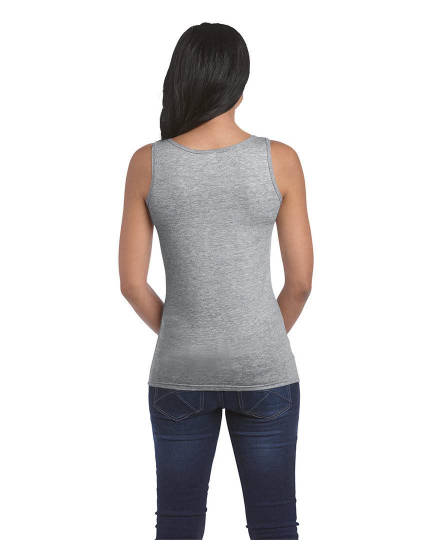 Softstyle® Fitted Ladies' Tank Top image 9