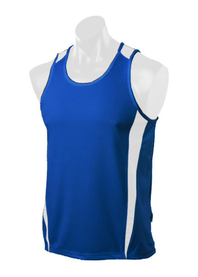 Mens and Womens Deluxe Eureka Singlets image 13