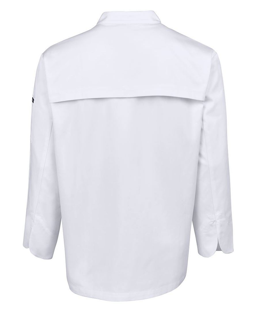 VENTED CHEF'S L/S JACKET 5CVL image 2