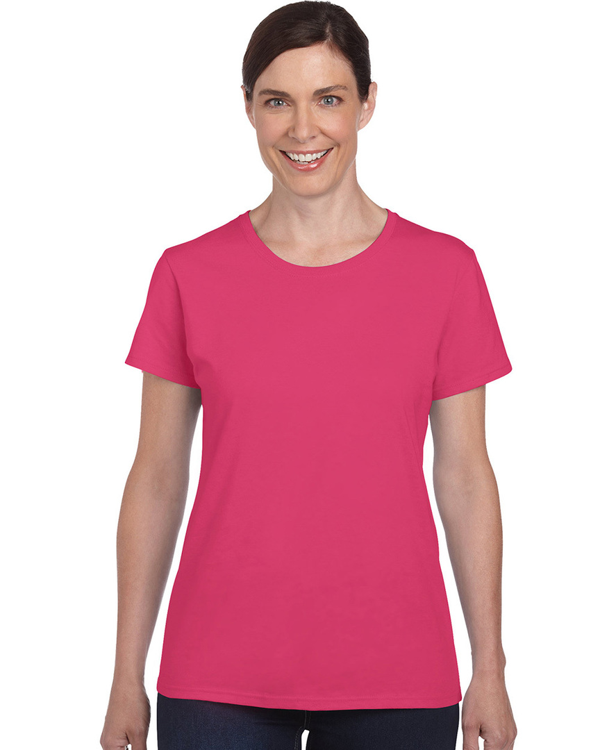 Heavy Cotton™ Semi-fitted Ladies' T-Shirt image 0