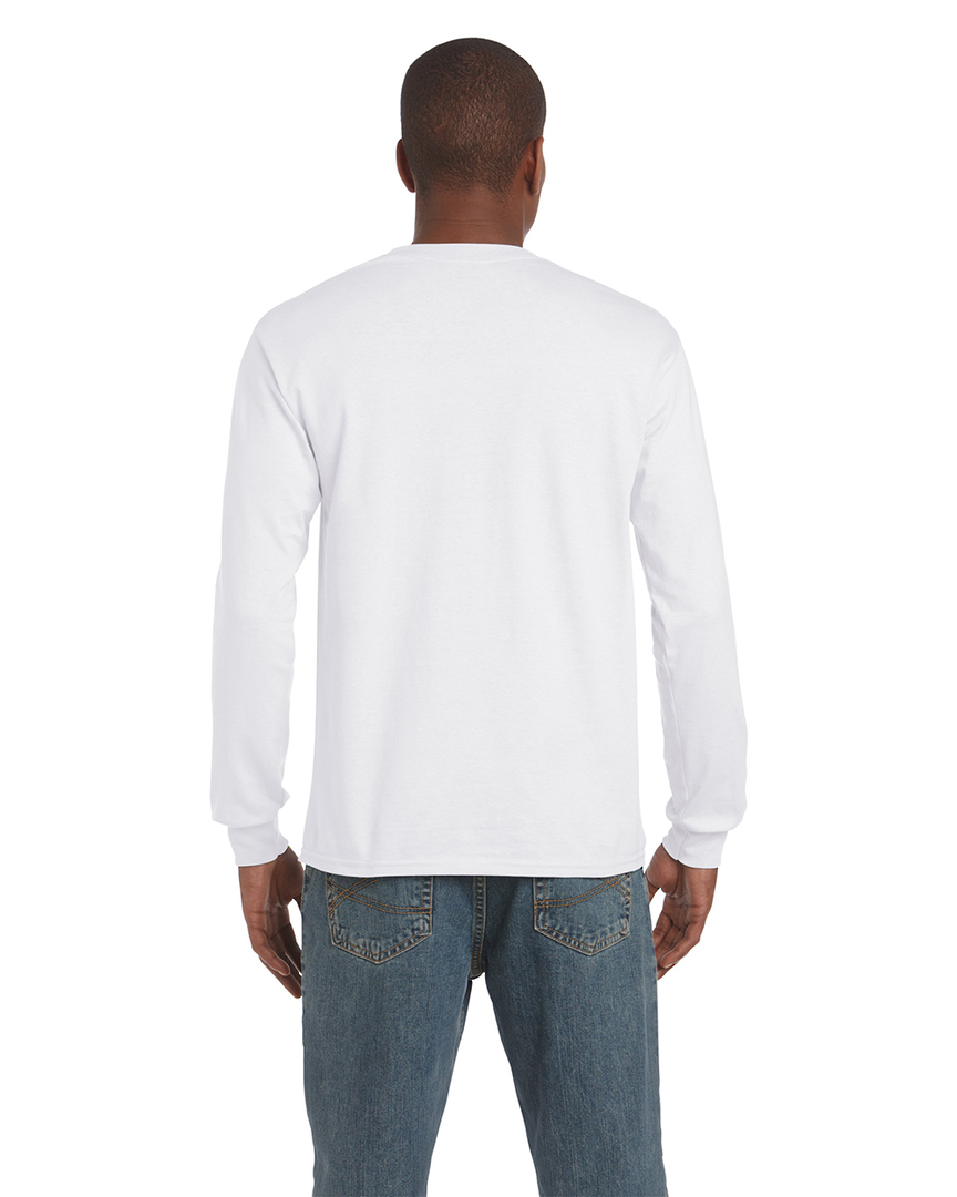 Ultra Cotton™ Classic Fit Adult Long Sleeve T- Shirt image 6