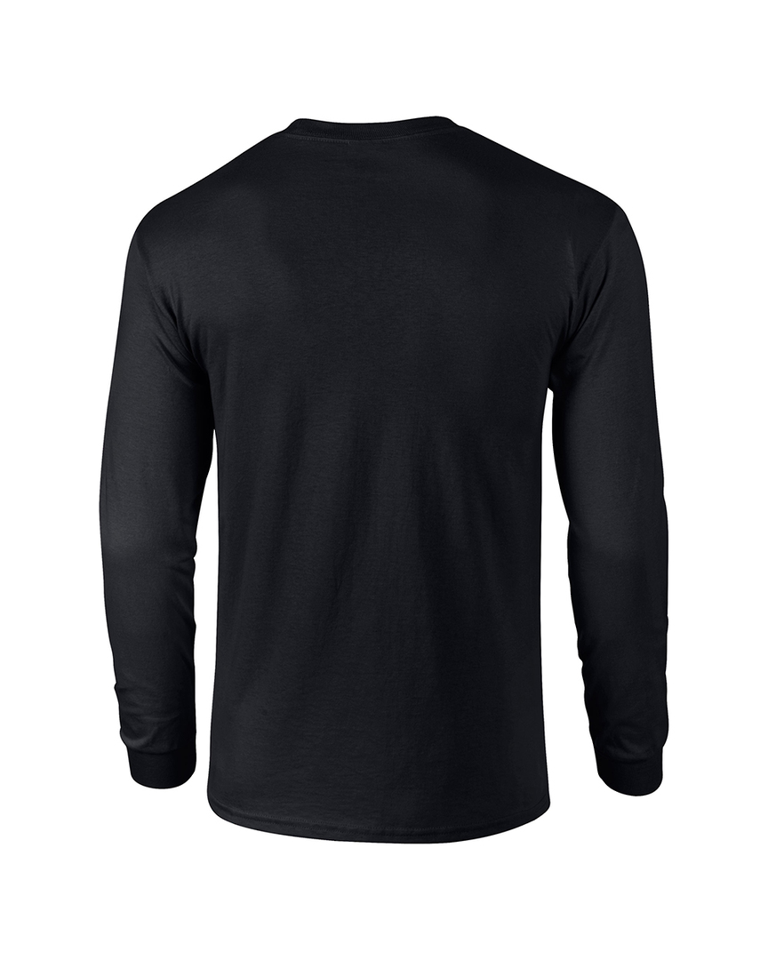 Ultra Cotton™ Classic Fit Adult Long Sleeve T- Shirt image 4