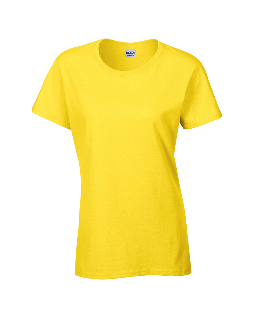 Heavy Cotton™ Semi-fitted Ladies' T-Shirt image 31