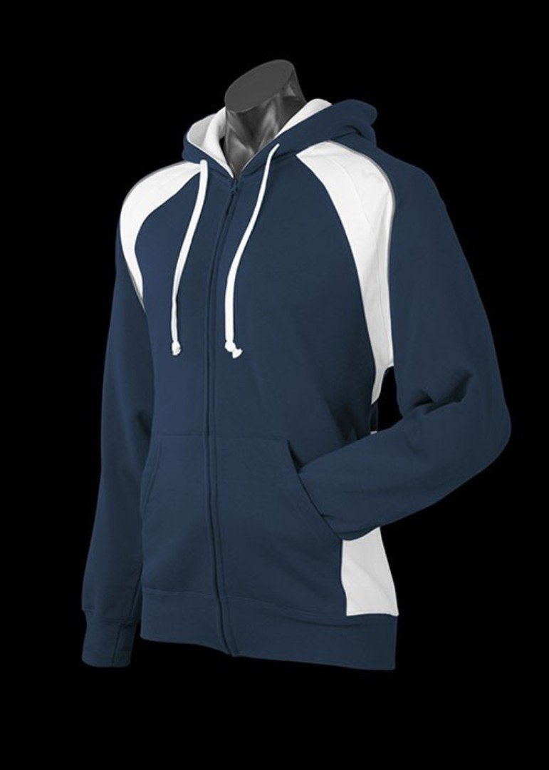 PANORAMA ZIP LADIES HOODIES image 11