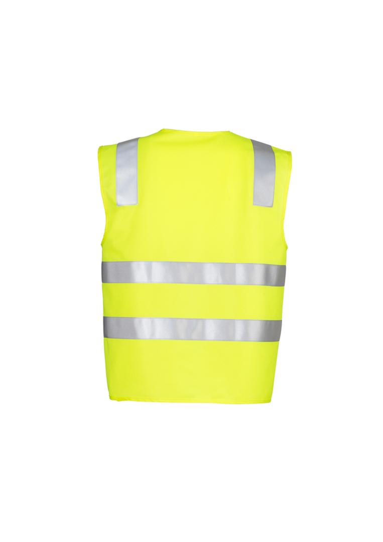 ZV999 Unisex Hi Vis Basic Vest image 2