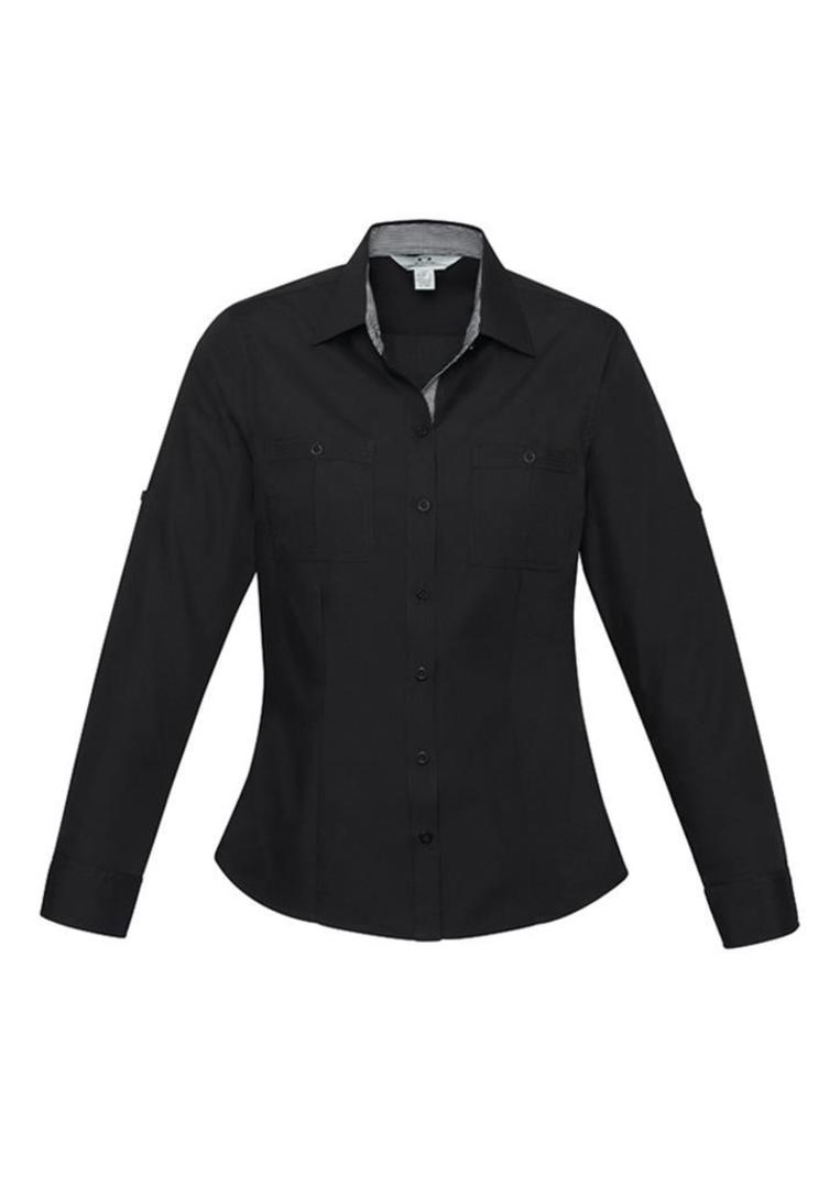 Ladies Bondi Long Sleeve Shirt image 2
