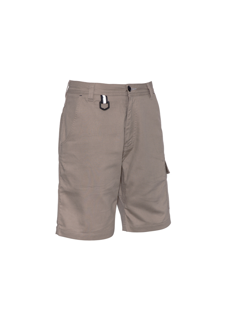 ZS505 Mens Rugged Cooling Vented Short image 5