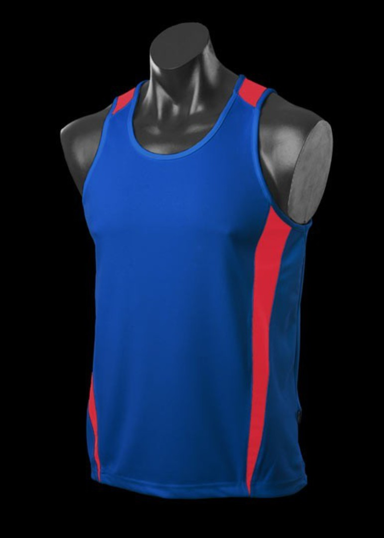 Mens and Womens Deluxe Eureka Singlets image 14