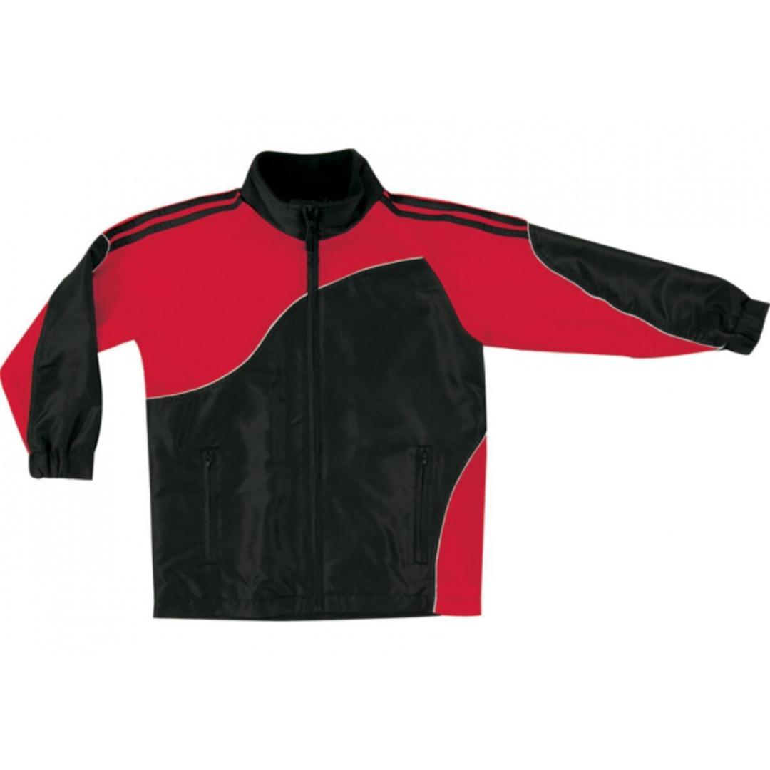 KTJ01 Kids Unisex Sports Track Jacket image 2