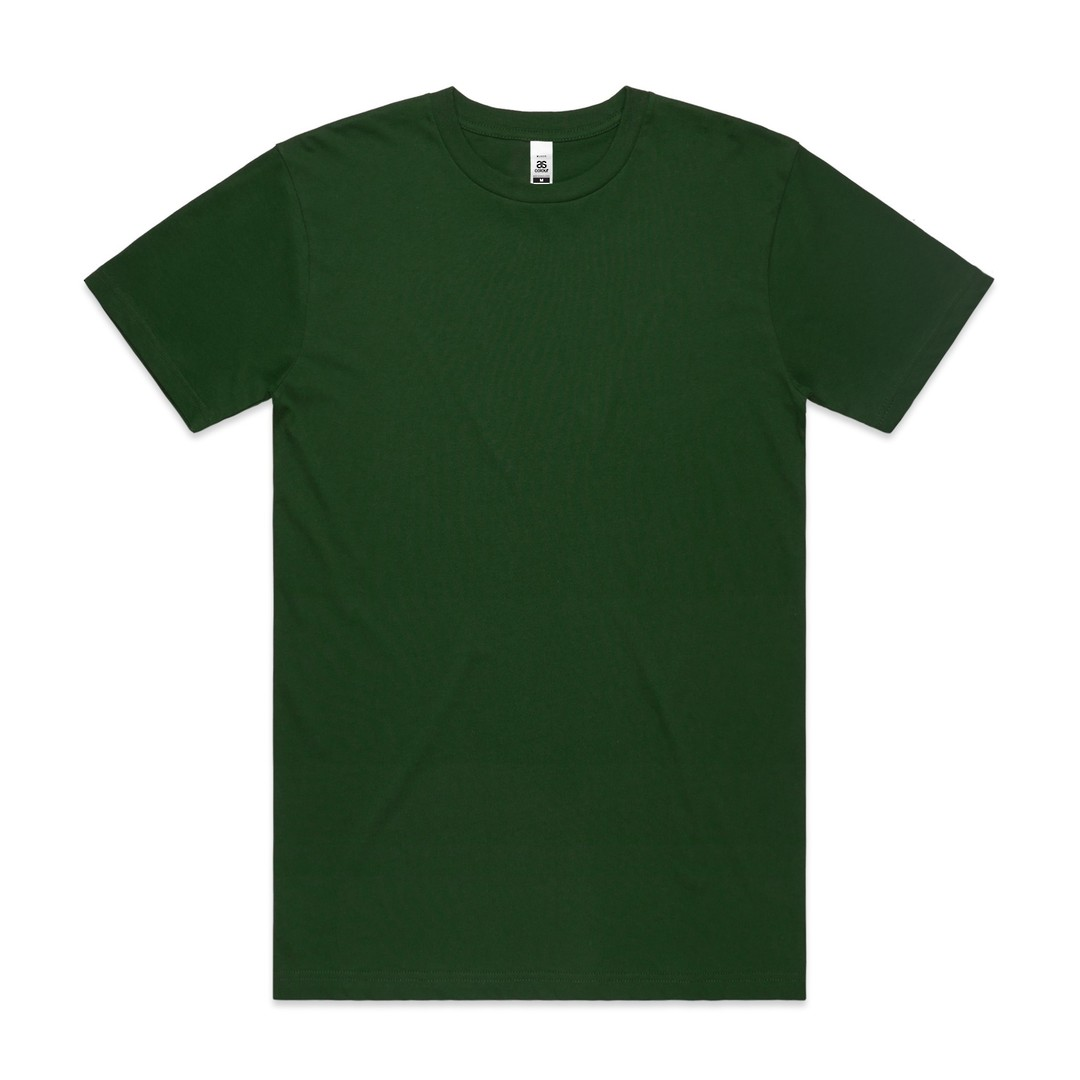 MENS BLOCK TEE (3XL-5XL) - 5050B image 5