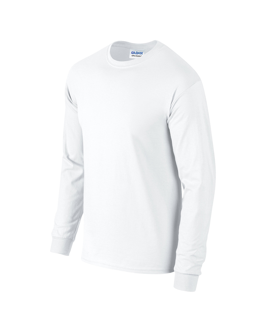 Ultra Cotton™ Classic Fit Adult Long Sleeve T- Shirt image 8