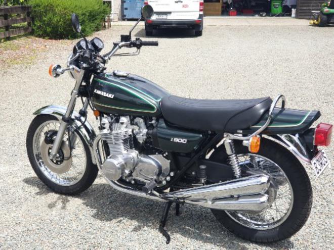 1976 Kawasaki Z900 image 0