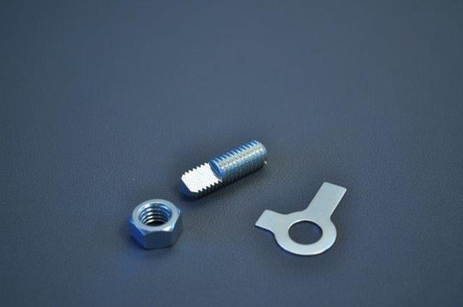 MRS-H75-F45 CB750 Master Cylinder Lever Adjust Bolt Set image 0
