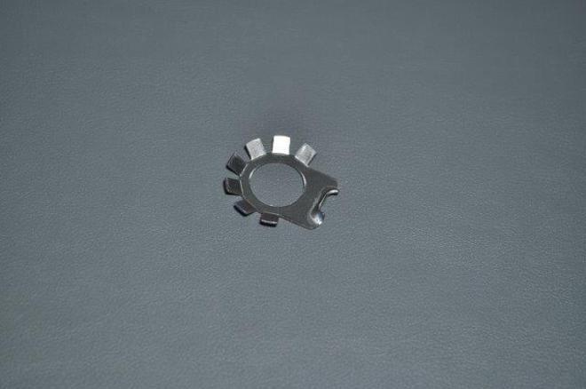 MRS-H75-E094 CB750 Clutch Lock Washer image 0