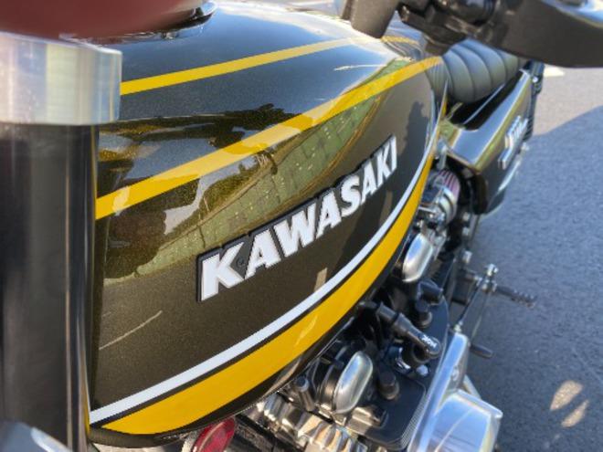 """1980 Kawasaki Z1000 """"Street fighter"""" image 2"""
