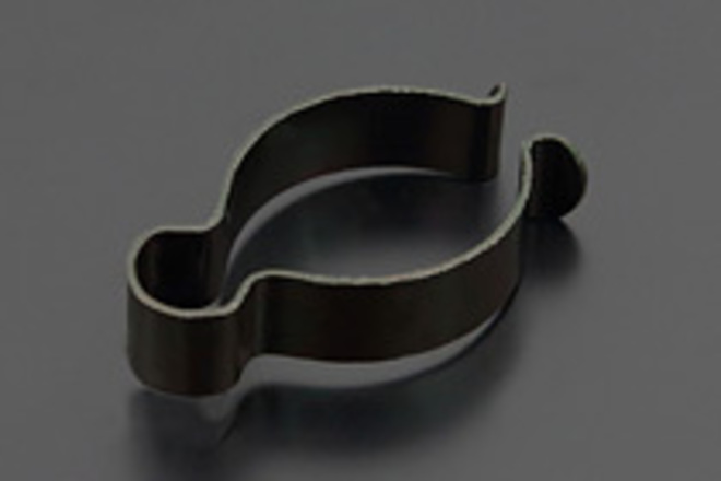 81-2027 Clutch Cable Clamp image 0
