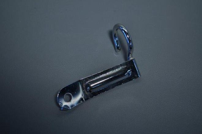 MRS-H75-F57 K0-K2 CB750 Front Brake Hose Clip image 0