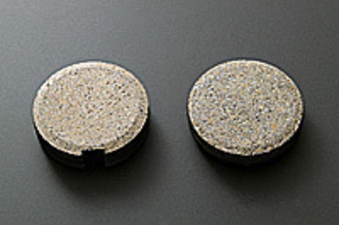 81-327/2 Z1 H2 H1-B Brake pad image 0