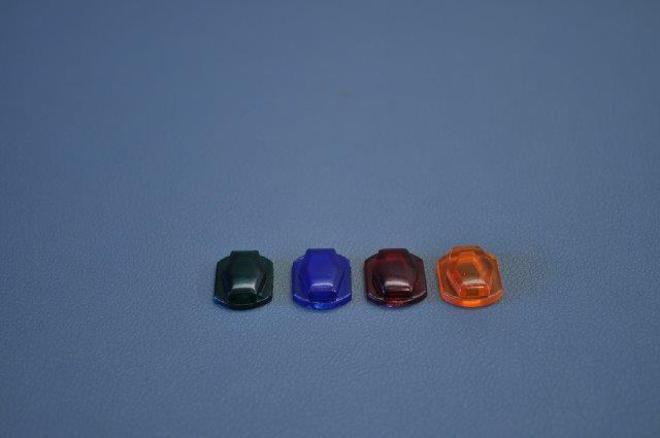 MRS-H75-F35 K2-K6 CB750 Handle Pipe Upper Holder Lens Set image 0