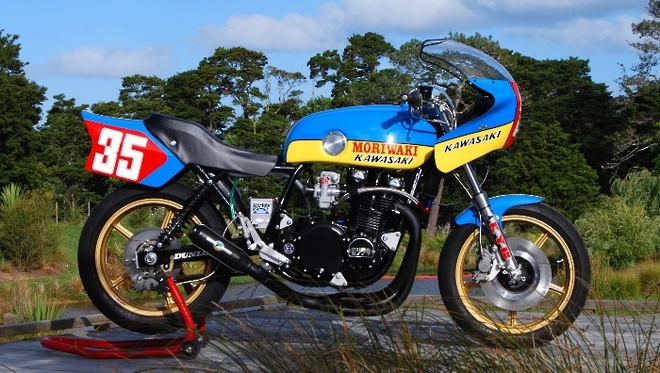 Crosby Moriwaki Replica - Limited Edition - #6 of 10 image 0