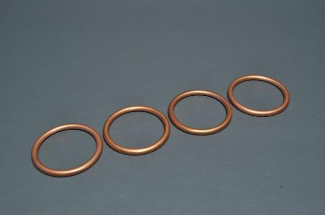 MRS-CB-E1 CB750 Exhaust Pipe Gasket Set image 0