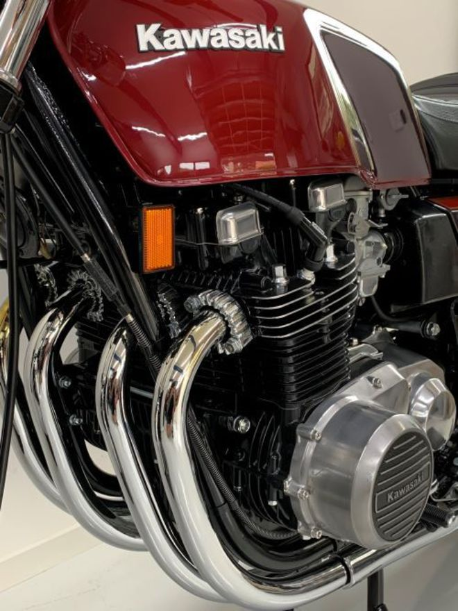 1979 Kawasaki KZ1000ST image 4