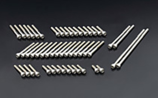 81-2010 Stainless Allen head Engine bolts set (51pc) image 0