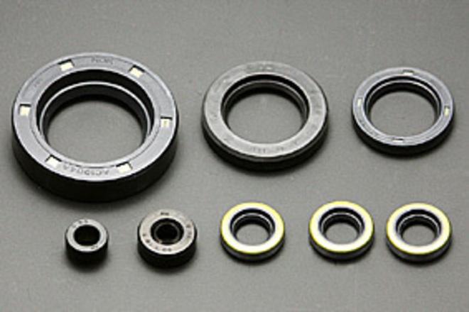 81-2130 Crank-case Oil Seal Set Z/KZ image 0